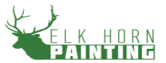 elk horn painting