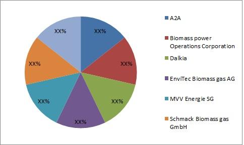 Global Biomass Power Market by region