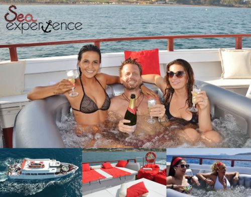 Marbella Boat Parties from Sea Experience