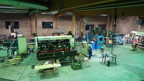 Swedabo Ab Purchase New Showroom To Sell Second Hand Woodworking