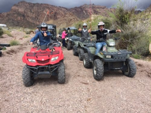 Las Vegas ATV Desert Tours With Eldorado Canyon & Gold Mine Adventures Announced