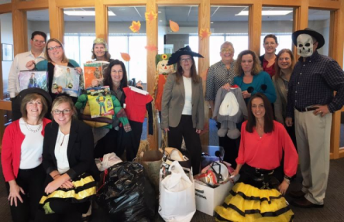 BBB Participates in Holiday Giving Tree for South Shore Children