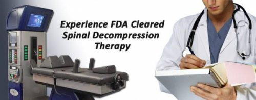 Severe Back Pain Sufferers Avoid Back Surgery with Spinal Decompression Therapy