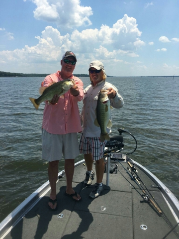 Lake Fork Fishing Season Angling Guide Services For Spring 2017 Launched