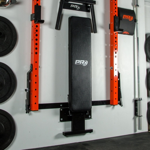 Space saving home garage gym equipment revolutionizes workout «
