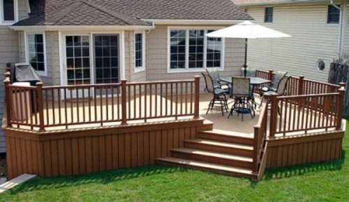 North Vancouver deck repair and railings solutions, New Products available