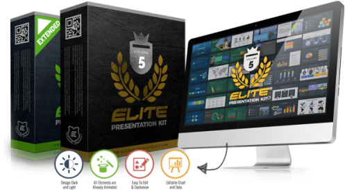 ELITE Presentation Kit V2 Maghfur Amin 2016 PowerPoint Enhancer Launched