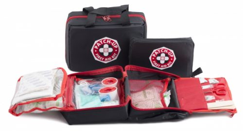 First Aid Kit Family Emergency Survival and Camping Medical Care Pack Launched