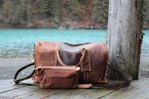 Kodiak Leather Launches Kickstarter Campaign