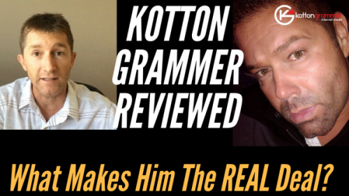 ​Kotton Grammer Testimonial Video Creates Success For New SEO Agencies