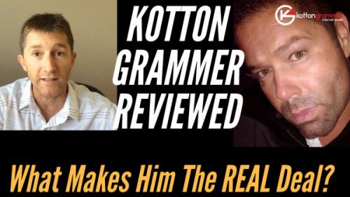 Kotton Grammer Testimonial Video Creates Success For New SEO Agencies
