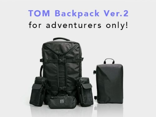 daf4e8f568b7c2 Fort Lee, NJ, United States - March 21, 2017 /FundedToday/ — TGO has just  launched a new and improved version of their every-day TOM Backpack.
