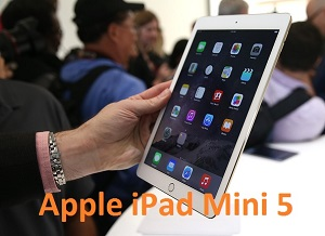 Apple iPad Mini 5 Available Soon on April; it's Called iPad Mini Pro: Get Online News Updates 24/7 With HowtoRestoreiPhone.com