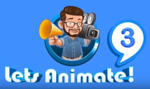 Lets Animate 3 Allows Marketers To Create Engaging Video That Attracts Their Customer's Attention