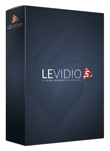 Levidio 5 New Presentation Video templates Review Secrets to Create Studio Quality Video in Seconds Without Soft, Designer.