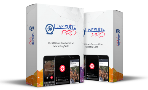 Live Suite Pro Allows Users To Generate Marketing Live Video Directly On Their Facebook Page