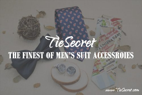 TieSecret Announce Shipping Worldwide To Allow Quality Men's Fashion To Go Global