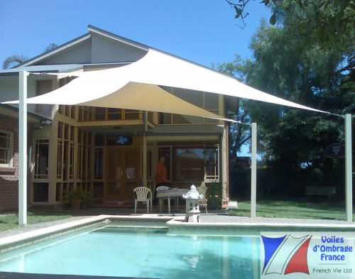 French Vie Ltd. Introduces Shade Sails Installation Guide