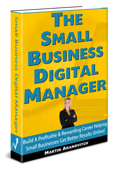 New Book 'The Small Business Digital Manager' Launches Brand New Digital Career