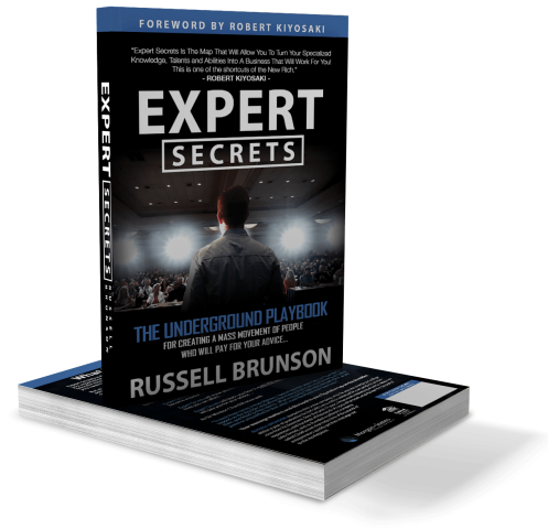 Sales Conversion Financial Education & Consultants Expert Secrets Book Launched