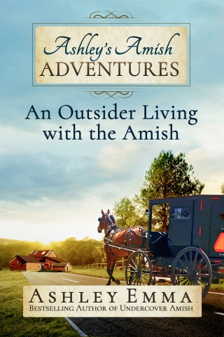 Young Author Befriends Amish Families in Maine and Releases Books with Photos