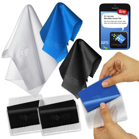 microfiber lint free cleaning cloth computer screen cleaner report launched surat khabar. Black Bedroom Furniture Sets. Home Design Ideas