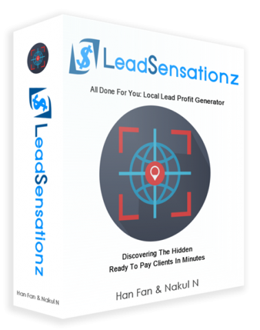 LeadSensationz 2017 Han Fan Website Marketing Analysis Software Launched