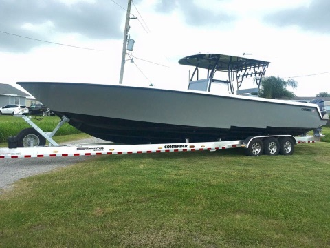 New Charter Boat comes to Venice Louisiana Fishing Village