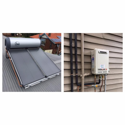 Newcastle NSW Plumbing Hot Water Systems Solar Eco Services Launched