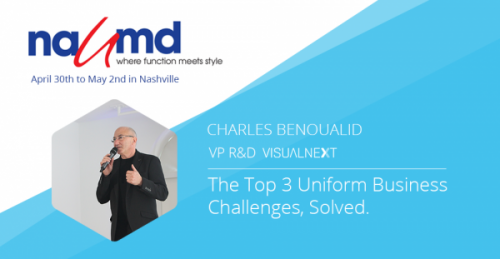 Charles Benoualid of Visual Next Announced as Official Speaker at NAUMD 2017