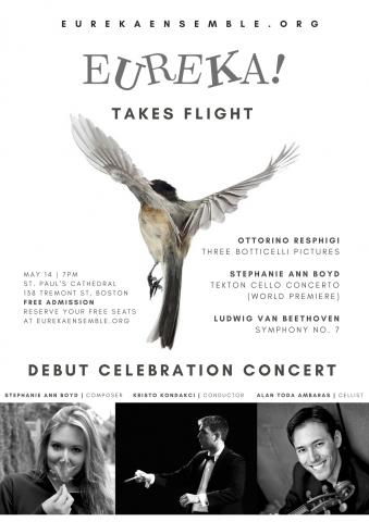 Social-Service Driven Eureka Ensemble Announces Debut Performance
