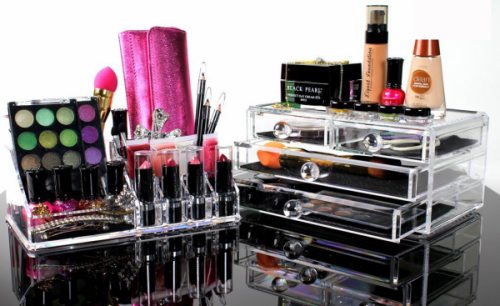 Cosmopolitan Collection Announces Launch Of Acrylic Makeup Organizer Successful
