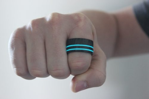 Carbon Fi Launches Kickstarter Campaign For Carbon Fiber Ring