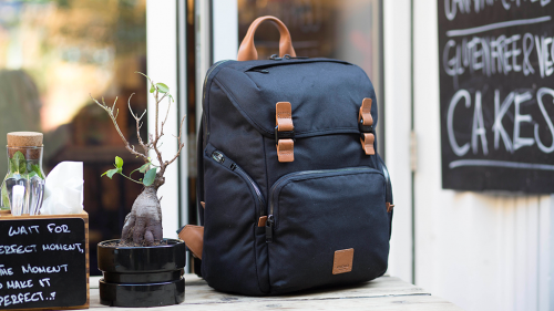 Knomo Launches Kickstarter For New Wireless Charging Backpack
