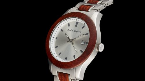 Bark & Benjamin Launches Kickstarter Campaign For Automatic Wood Watch Line