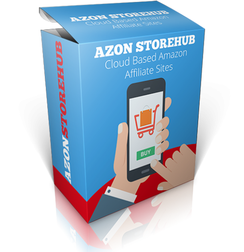 Azon StoreHub: Full Cloud Platform Creates 1-Click Stunning Sites Getting Users Unique Content and Traffic