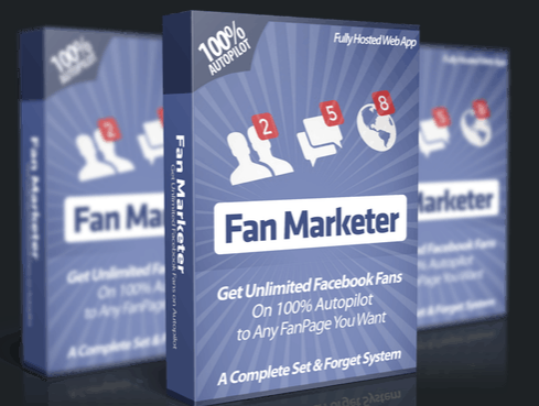 Fan Marketer – Fully Automated App That Allows Marketers To Auto Engage With Fanpages And Post Viral Content