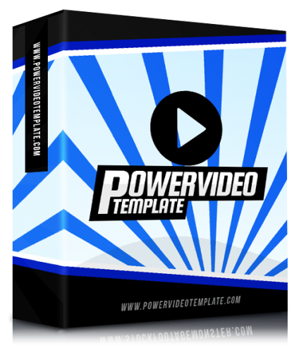 Power Video Template enables video marketers to create spectacular videos in minutes by using just PowerPoint