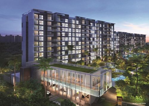 The New Launch Collections Announces the Launch of The Visionaire Executive Condominium