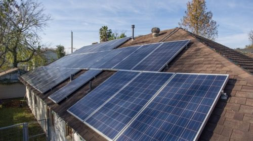 O m construction solar panel installation service launches for Solar panels houston