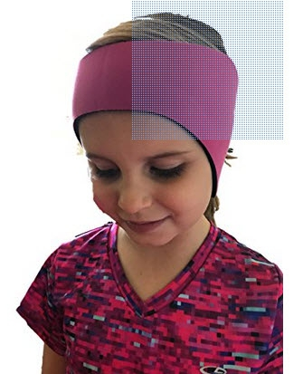 Headband For Swimming Now Available With Reversible Colors and Superior Comfort