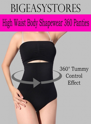 Tummy Control Shapewear High Waist Body Shaper Women Panties Launched