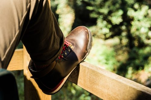 Ridgemont Runs Kickstarter Campaign For The Heritage Boot