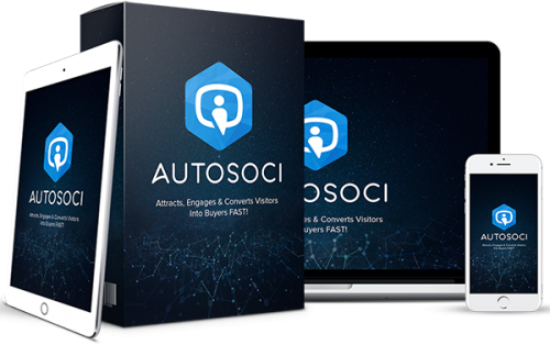 Autosoci – New Soft Automate The Manual And Tedious Process Of Social Marketing Platforms