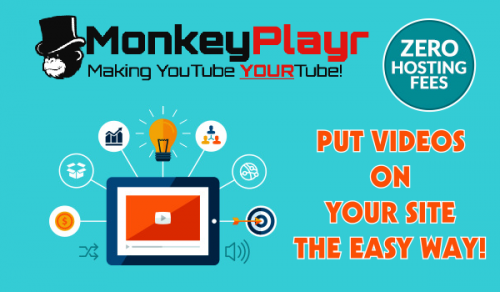 Monkey Playr – A Web-based App That Enables Marketers To Increase Opt-Ins And Drive Traffic To Their Business