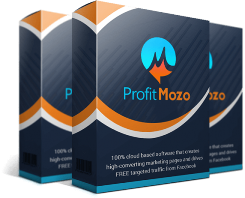 Profitmozo Creates Highly Engaging Marketing Pages Within A Matter Of Minutes And Solves The Conversion Equation