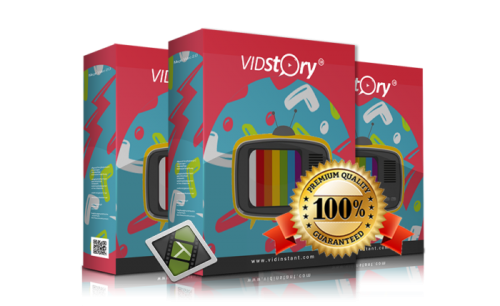 VidStory – Miraculous Complete Bundle Video Template & Toolkit Assets To Create Videos With A Personal Touch