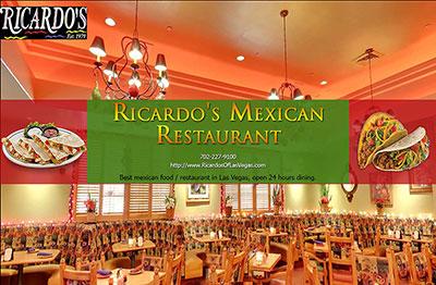 Ricardo's Mexican Restaurant Celebrates More Than Three Decades In ...