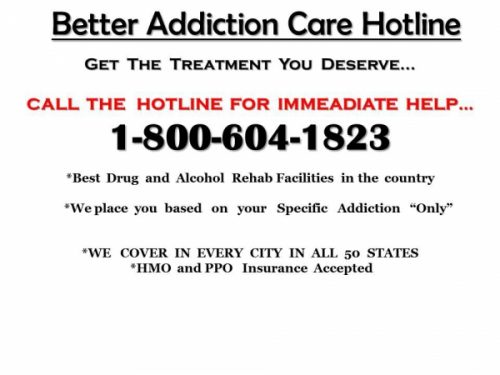 Drug Addiction 24 Hour Hotline Launches Addiction Recovery Hotline Service