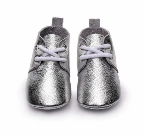 Baby Shoes Genuine Soft Leather Moccasins And Lace Ups Store Launched